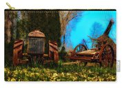 Vintage Fordson Tractor Carry-all Pouch