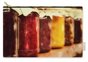 Vintage Fruit And Vegetable Preserves I Carry-all Pouch