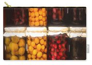 Vintage Fruit And Vegetable Preserves II Carry-all Pouch