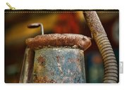 Vintage Garage Oil Can Carry-all Pouch