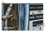 Vintage Gas Pump 2 Carry-all Pouch