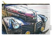Vintage Gm Truck Frontal Hdr Carry-all Pouch
