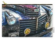 Vintage Gm Truck Hdr 2 Grill Art Carry-all Pouch