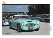 Vintage Healey In Starting Grid Carry-all Pouch
