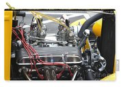 Vintage Hotrod Engine Carry-all Pouch