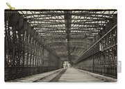 Vintage Iron Truss Bridge Carry-all Pouch