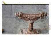 Vintage Iron Work Carry-all Pouch
