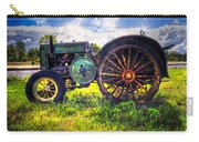Vintage John Deere Carry-all Pouch