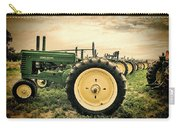 Vintage John Deere Tractors Carry-all Pouch