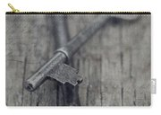 Vintage Keys Carry-all Pouch