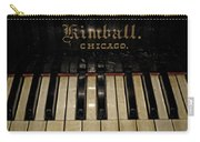 Vintage Kimball Piano Carry-all Pouch