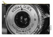 Vintage Kodak Duex Detail Carry-all Pouch