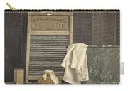 Vintage Laundry Room II By Edward M Fielding Carry-all Pouch
