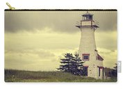 Vintage Lighthouse Pei Carry-all Pouch