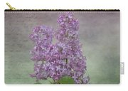 Vintage Lilacs Carry-all Pouch