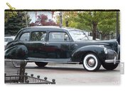 Vintage Lincoln Limo 1941 Carry-all Pouch