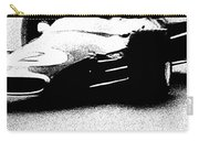 Vintage Lotus At Speed Carry-all Pouch