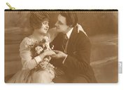 Vintage Lovers Carry-all Pouch