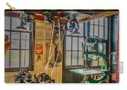 Vintage Michigan Machine Shop Carry-all Pouch