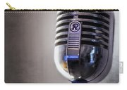 Vintage Microphone 2 Carry-all Pouch