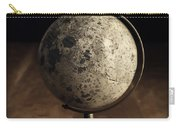 Vintage Moon Globe Carry-all Pouch