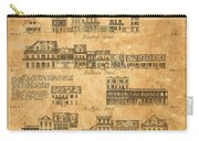 Vintage New Orleans Carry-all Pouch
