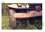 Vintage Old Dodge Work Truck Carry-all Pouch