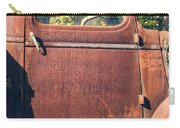 Vintage Old Rusty Truck Carry-all Pouch