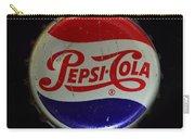Vintage Pepsi Bottle Cap Carry-all Pouch