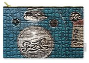 Vintage Pepsi Machine Carry-all Pouch