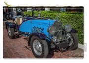 Vintage Peugeot 201 Carry-all Pouch