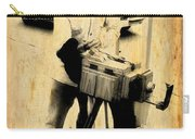 Vintage Photographer Tintype Carry-all Pouch