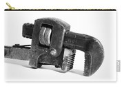 Vintage Pipe Wrench Carry-all Pouch