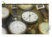 Vintage Pocket Watches Carry-all Pouch