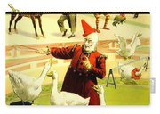 Vintage Poster - Circus - Barnum Bailey Geese Carry-all Pouch