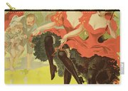 Vintage Poster   Brighton Carry-all Pouch