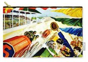 Vintage Poster - Sports - Indy 500 Carry-all Pouch