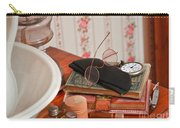 Vintage Reading Glasses Still Life Art Prints Carry-all Pouch