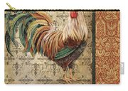 Vintage Rooster-a Carry-all Pouch