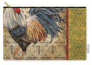 Vintage Rooster-c Carry-all Pouch