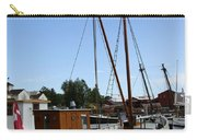 Vintage Sailing Boat - Ct Carry-all Pouch
