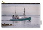 Vintage Sardine Carrier Michael Eileen Carry-all Pouch