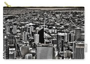 Vintage Seattle Carry-all Pouch