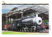 Vintage Steam Locomotive 5d29281 V2 Carry-all Pouch