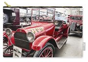 Vintage Studebaker Fire Engine Carry-all Pouch by Douglas Barnard