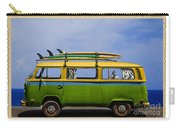 Vintage Surf Van Carry-all Pouch