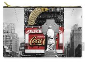 Vintage Times Square 1 Carry-all Pouch