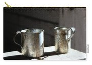 Vintage Tin Cups Carry-all Pouch