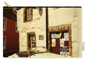 Vintage Touch. Culross Sketches. Scotland Carry-all Pouch