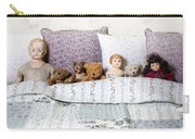 Vintage Toys Carry-all Pouch by Joana Kruse